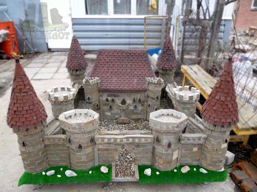 Фото замков своими руками