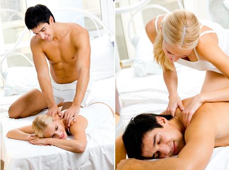 Как сделать массаж для жены