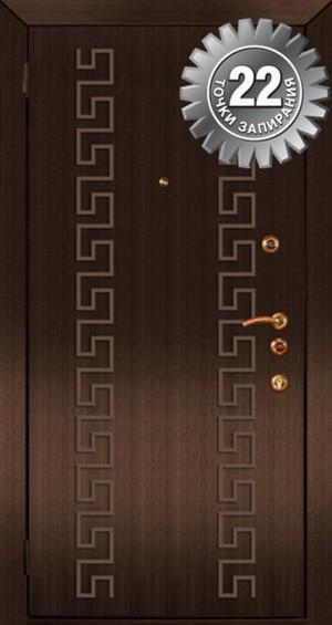 нужна надежная входная дверь