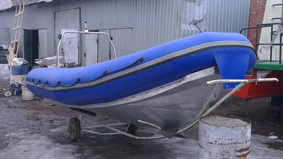 завод лодка риб