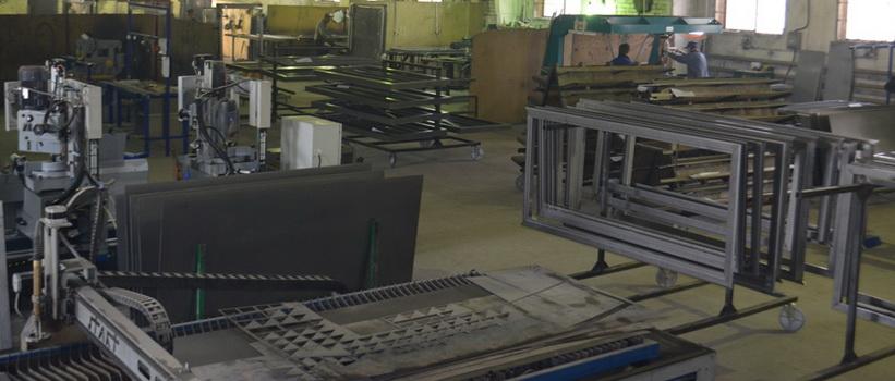 организация производства стальные двери