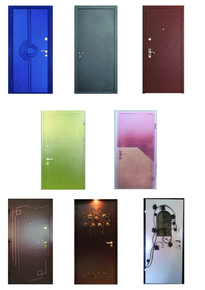 металлические двери и решетки двери солнечногорский район