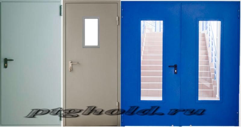 технические железные двери в домодедово