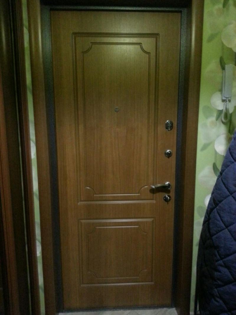 металлическая входная дверь в балашихе